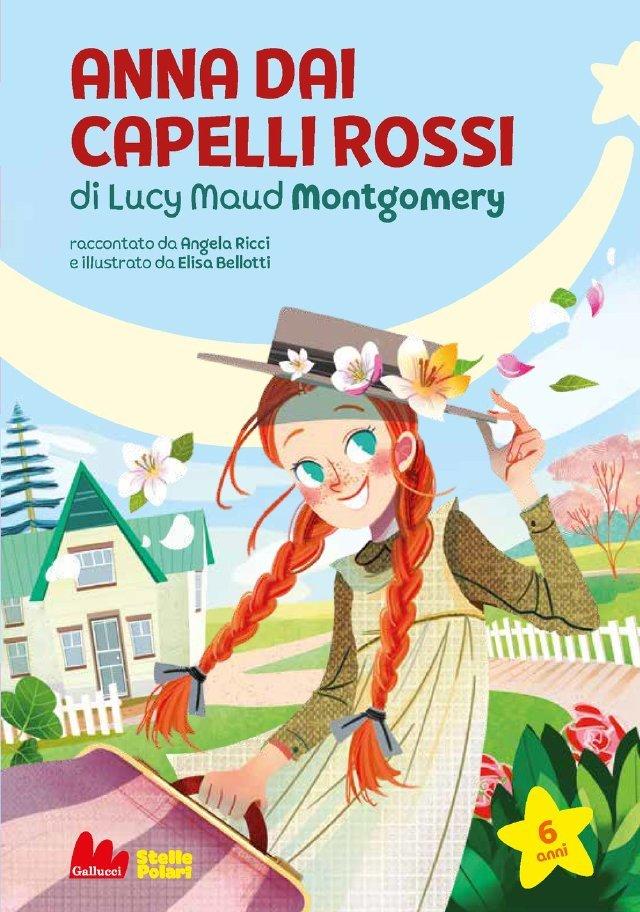 Anna dai Capelli rossi di Lucy Maud Montgomery