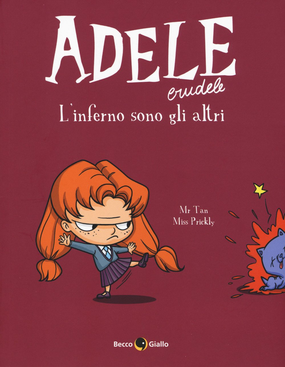 Adele Crudele - L'inferno sono gli altri